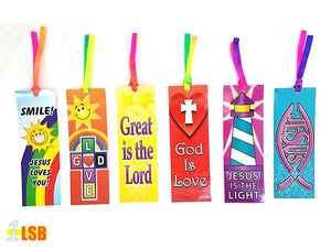 "Just Arrived! SV49 ""Praise God"" Bookmarks Super Value Set of 2"