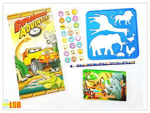 "SV66 ""Happy Drawing"" Stickers Super Value Set"