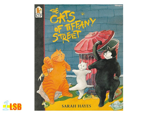 PABGF01 The Cats of Tiffany Street (Free Book Giveaway-Preloved)