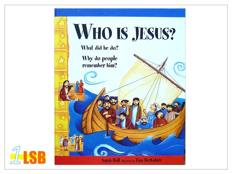 (UP to 60% OFF) PABC64 Who is Jesus?