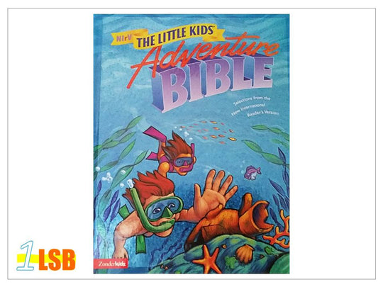 (UP to 60% OFF) PABC68 NIRV The Little Kids Adventure Bible