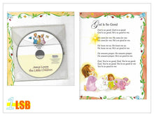 将图片加载到图库查看器,(UP to 60% OFF) PABC73 Jesus Loves the Little Children CD & Song Book