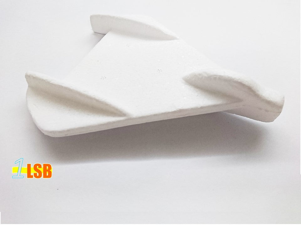 "TFC04 ""Fly High"" Styrofoam Plane Model Craft"