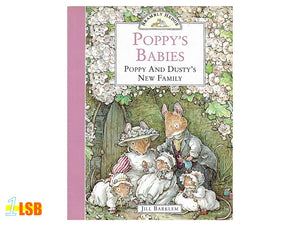 PABGF06 Poppy's Babies (Free Book Giveaway-Preloved)