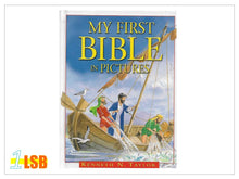 将图片加载到图库查看器,(UP to 60% OFF) PABC62 My First Bible in Picture