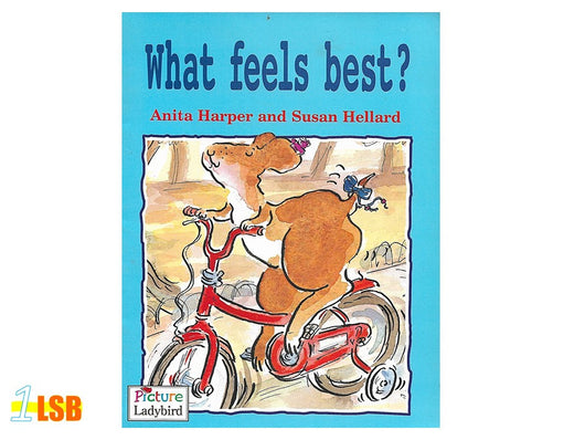 PABGF05 What's Feel Best (Free Book Giveaway-Preloved)