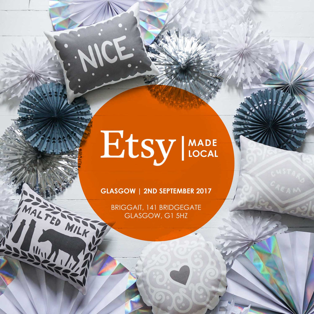 Etsy Made Local - Glasgow 2017