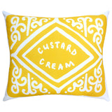 Supersize Custard Cream Printed Cushion