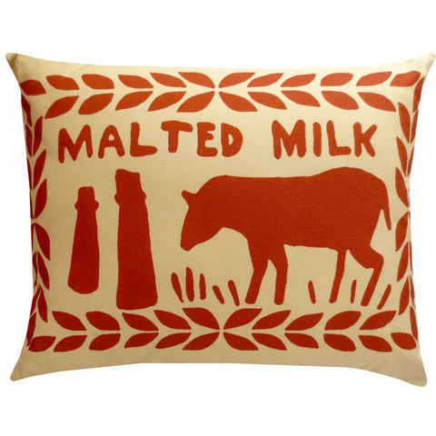 Supersize Malted Milk Cushion