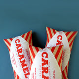 Tunnock's Caramel Wafer Printed Cushion