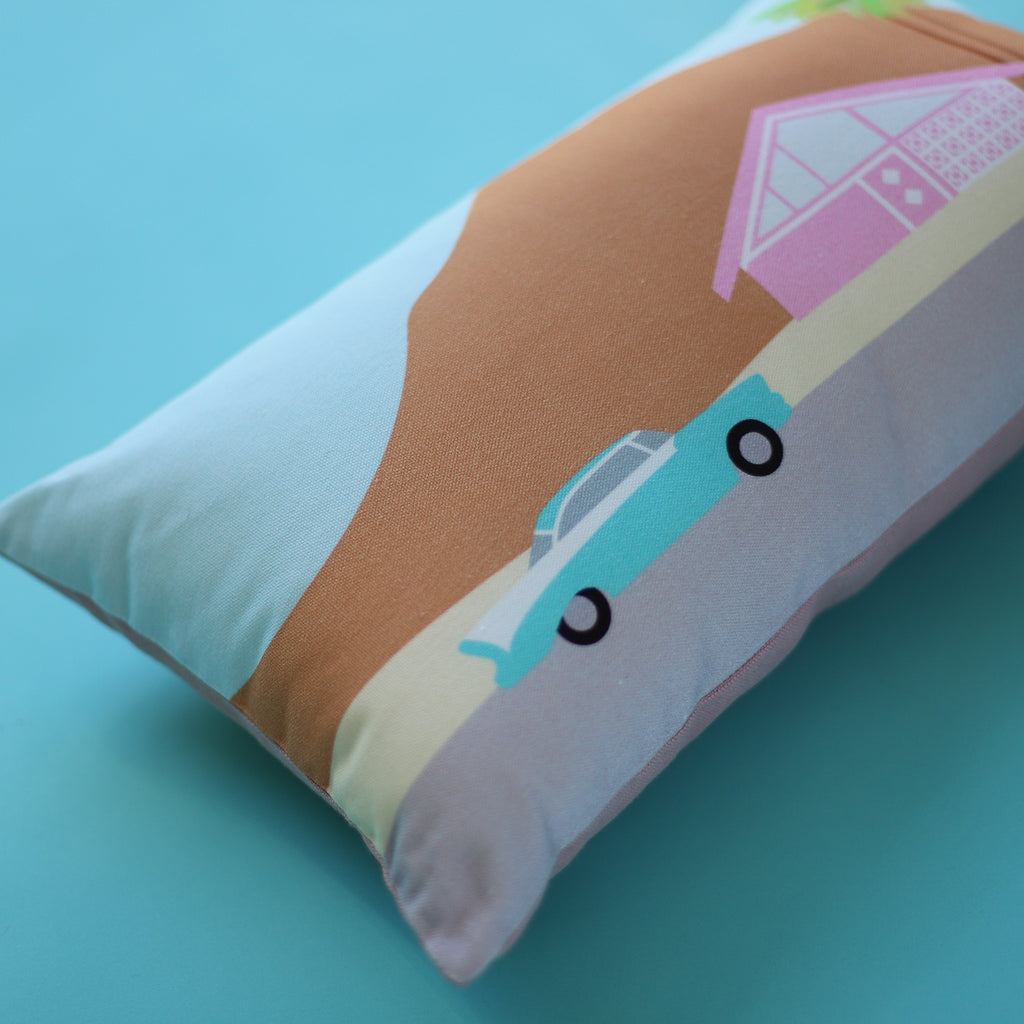 SALE - Finest Imaginary Collab - Palm Springs Cushion