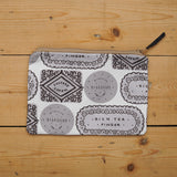 SALE - Biscuit Mix Pouch - Monochrome