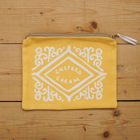Custard Cream Pouch - Original