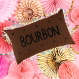 Bourbon Biscuit Printed Cushion