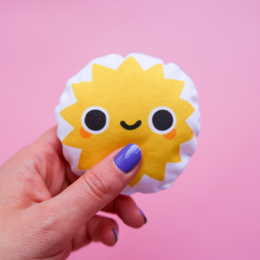 Onr.shop Collab Sun / Moon / Heart Mini Cushion DIY Kit