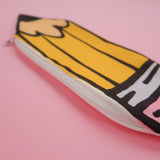 Chunky Pencil Stationery Pouch / Pencil Case
