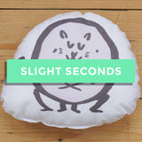 SALE - Biscuit Kitty Plushie (Crumble)