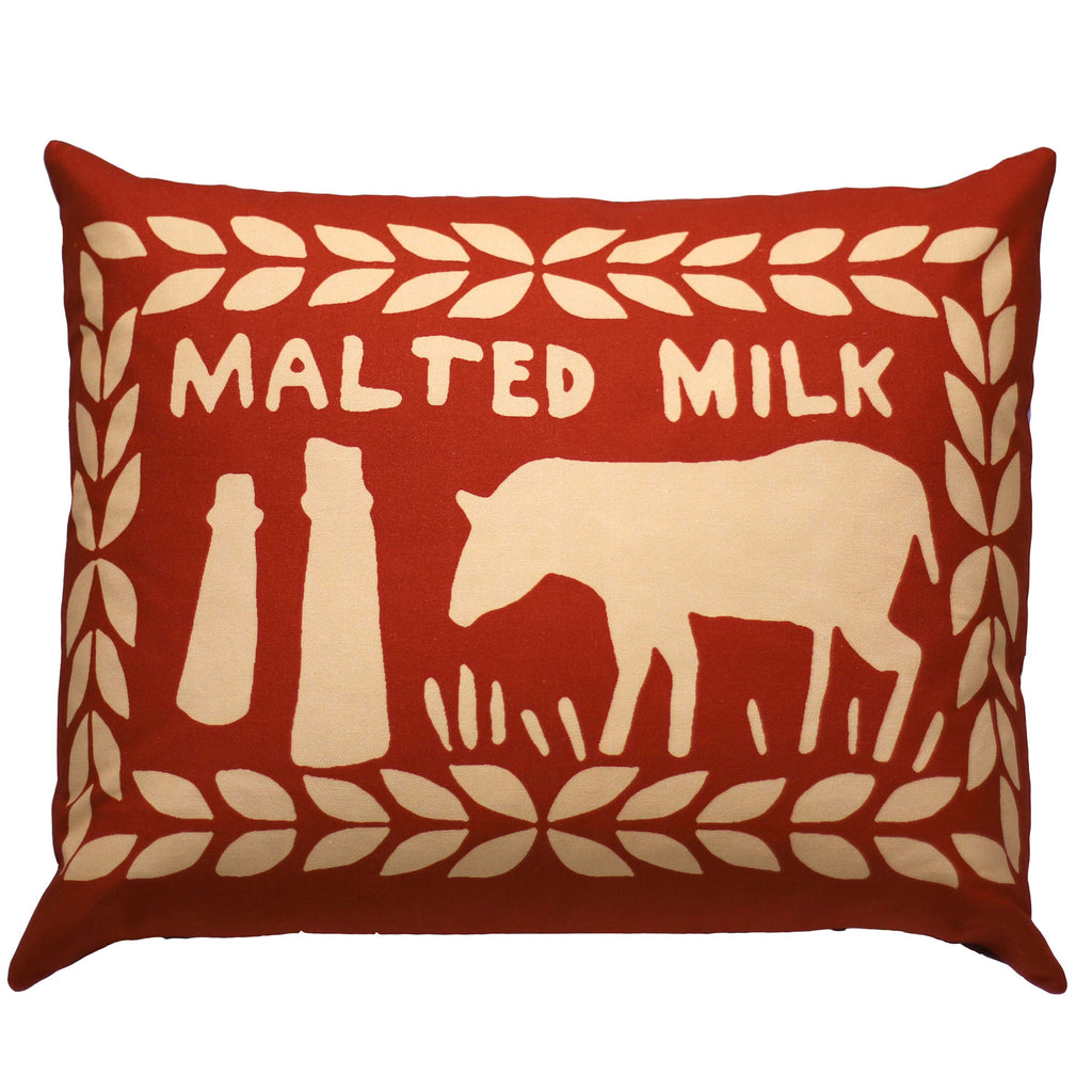 Inverse Supersize Malted Milk Cushion