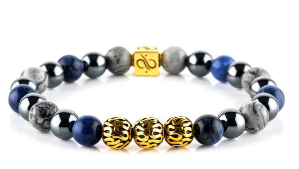 Premium Mixed Septem (8mm) Gold