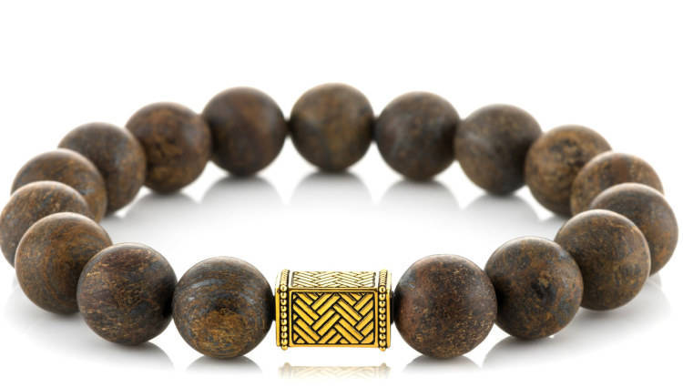 Regal Matte Bronzite (12mm) Gold