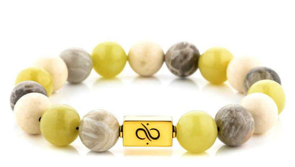 Classic Mixed Apricus (12mm) Gold