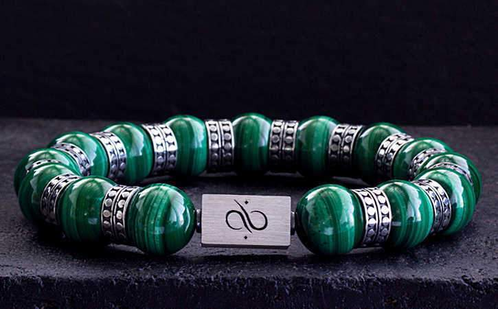 Special Malachite (12mm)