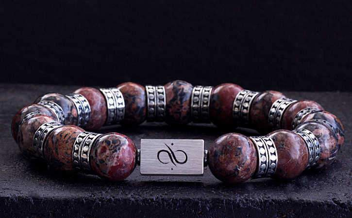 Special Red Leopard Skin (12mm)