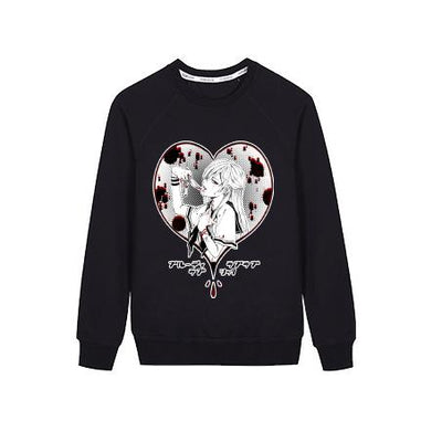 Bloody Lovey Dovey Sweater SD02646 - SYNDROME - Cute Kawaii Harajuku Street Fashion Store