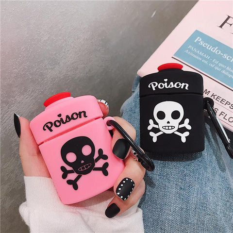 Posion Airpod Case SD01561 - SYNDROME - Cute Kawaii Harajuku Street Fashion Store