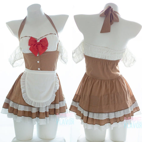 Pre-order Ginger Bread Cookie Dress Lingerie MF02440