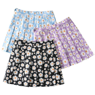 Daisy Skirt SD00365 - SYNDROME - Cute Kawaii Harajuku Street Fashion Store