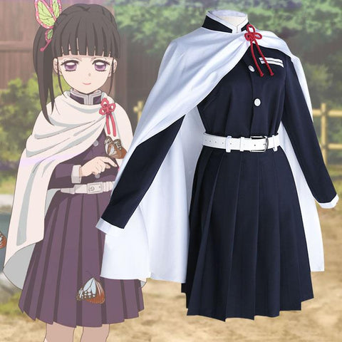 Demon Slayer: Kimetsu No Yaiba Kanao Tsuyuri Cosplay SD01570