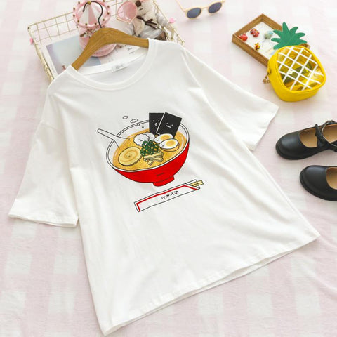 Ramen Served T-shirt SD01083