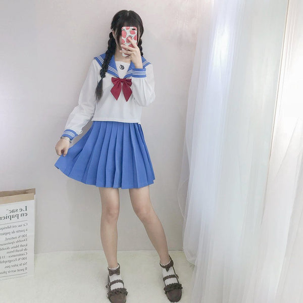 Sailor Bow Tie School Uniform SD00899