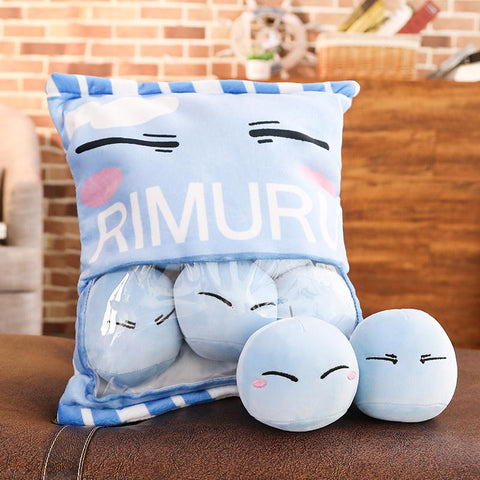 That Time I Got Reincarnated as a Slime Rimuru Snack Bag Pillow SD00771 - SYNDROME - Cute Kawaii Harajuku Street Fashion Store