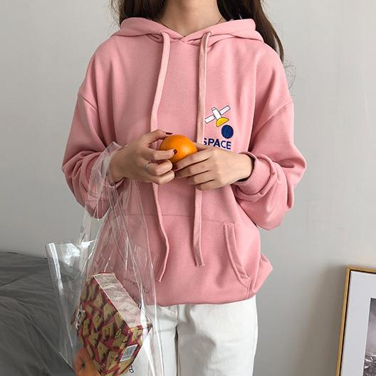 Space Hoodie Sweater SD00451