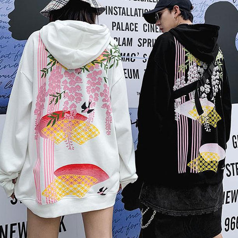 Asia Paradise Hoodie SD00708