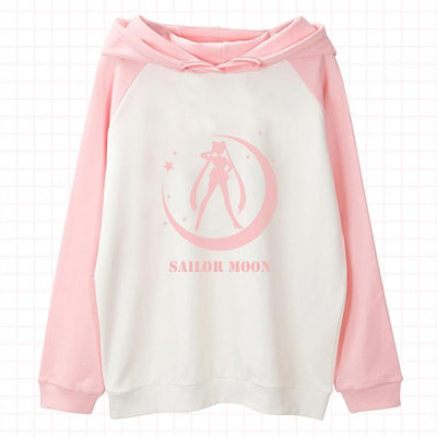 Sailor Moon Sweater SD00920 - SYNDROME - Cute Kawaii Harajuku Street Fashion Store