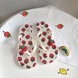 Strawberry Slippers SD01125