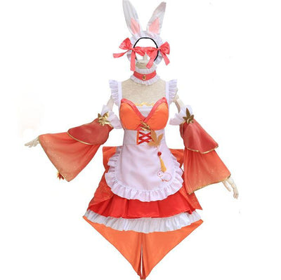 Easter Bunny Maid Dress SD00083 - SYNDROME - Cute Kawaii Harajuku Street Fashion Store