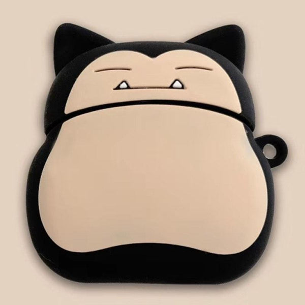Snorlax Airpods Case SD00657 - SYNDROME - Cute Kawaii Harajuku Street Fashion Store