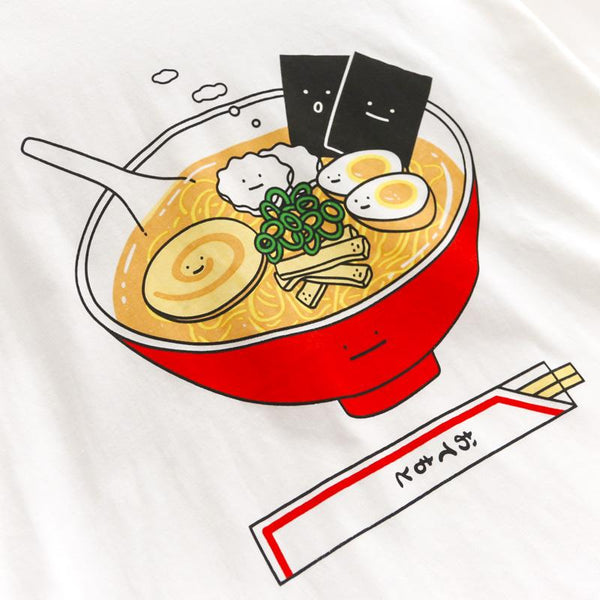 Ramen Served T-shirt SD01083 - SYNDROME - Cute Kawaii Harajuku Street Fashion Store