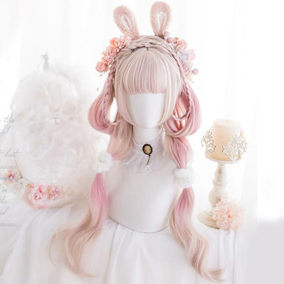 Sakura Gradient Wig SD00233 - SYNDROME - Cute Kawaii Harajuku Street Fashion Store