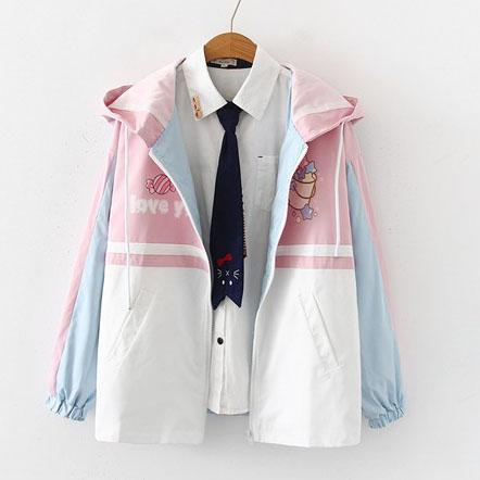 Sweets Pastel Jacket SD01712