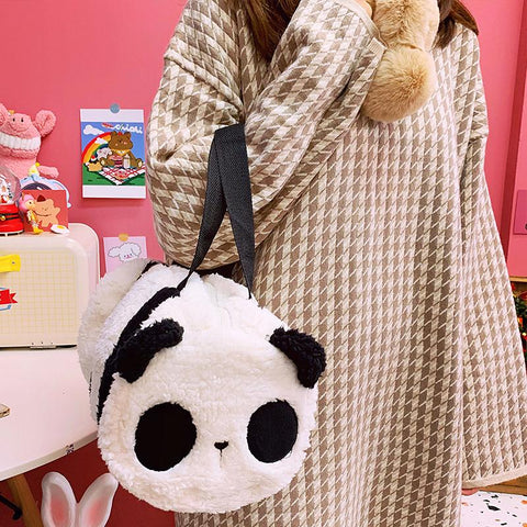 Panda Kawaii Hand Bag SD01039 - SYNDROME - Cute Kawaii Harajuku Street Fashion Store