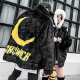 Moon Fur Jacket SD01604