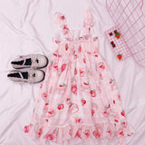 Delicious Cherry Dress SD00198 - SYNDROME - Cute Kawaii Harajuku Street Fashion Store