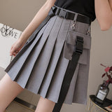 Safety Pocket Skirt SD00459
