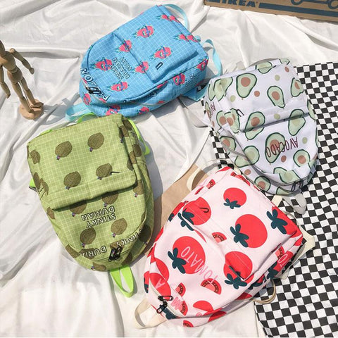 Fruity Backpack SD00259 - SYNDROME - Cute Kawaii Harajuku Street Fashion Store