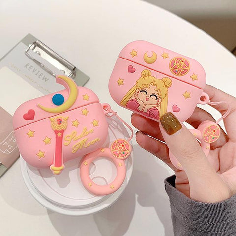 Sailor Moon Airpods Case Pro SD01423
